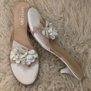 Sam & Libby Sandals Sz 7